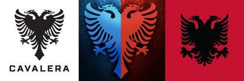 Você sabia que o logotipo da Cavalera foi inspirado na bandeira da República da Albânia?